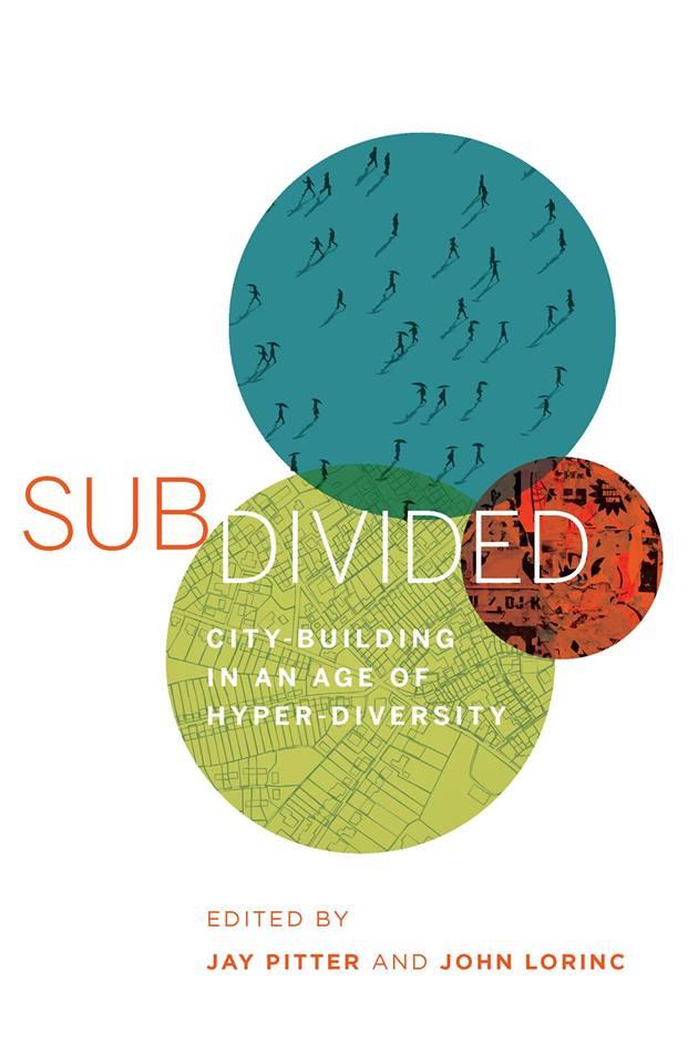 subdivided